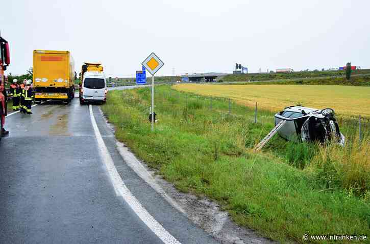 Lastzug übersehen: Drei Verletzte
