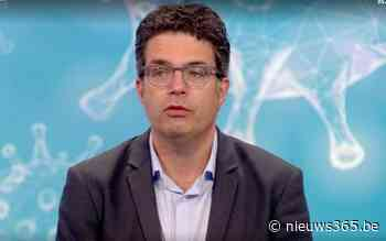 Steven Van Gucht spreekt Marc Van Ranst tegen: 'Ik zou het hypocriet vinden' - Nieuws365