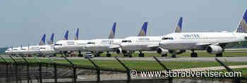 United Airlines anticipates 386 Hawaii job furloughs