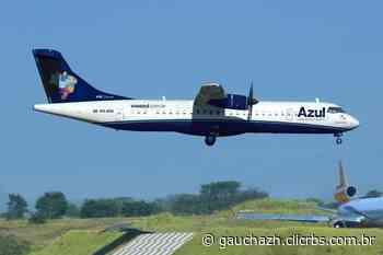 Azul confirma voos de Porto Alegre para Curitiba e Belo Horizonte a partir de agosto - GauchaZH