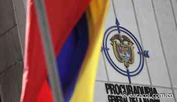 Exalcalde de Togüí en líos con la procuraduría por un contrato con FONADE - Caracol Radio