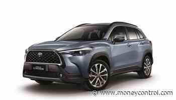 Toyota Corolla CROSS compact SUV launched in Thailand