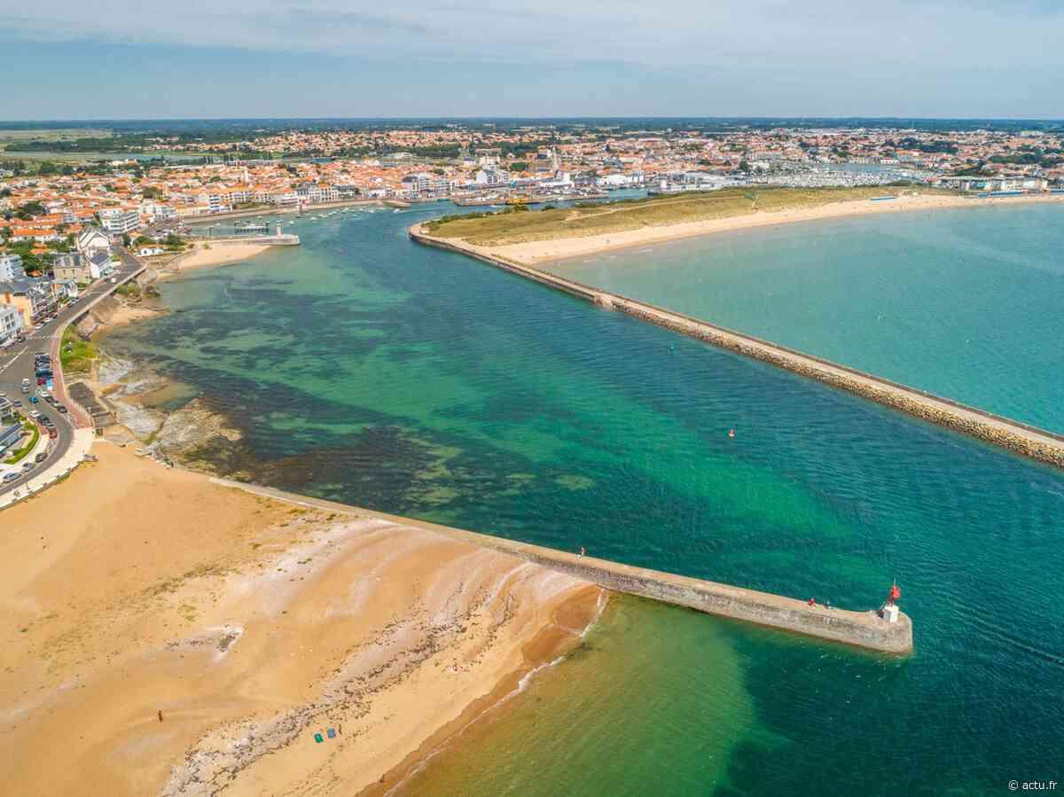 Saint-Gilles-Croix-de-Vie : une munition retrouvée à l'entrée du port [mise à jour] - actu.fr