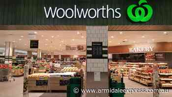 Woolworths reinstates purchase limits in Victoria after panic-buying serge - Armidale Express