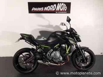 Kawasaki Z 650 2019 à 5500€ sur AULNAY SOUS BOIS - Occasion - Motoplanete