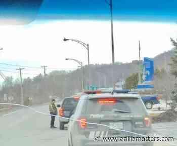 Quebec police set up at Ontario-Quebec border in Temiscaming - OrilliaMatters.Com
