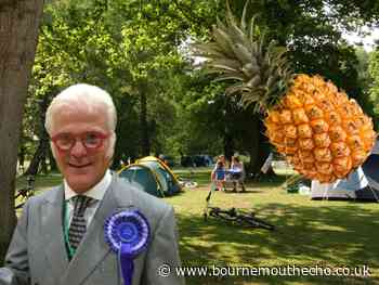New Forest MP makes bizarre suggestion to get campsites open - Bournemouth Echo