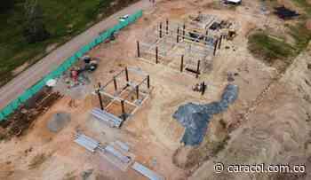 EPM reinició construcción subestación de energía eléctrica en Yondó - Caracol Radio