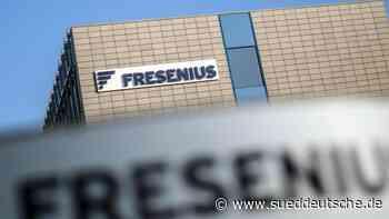 Fresenius-Hauptversammlungen finden Ende August online statt - Süddeutsche Zeitung