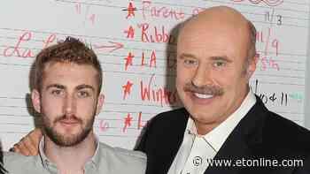 Dr. Phil Celebrates Son Jordan McGraw's Engagement to Morgan Stewart - Entertainment Tonight