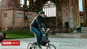 Coventry's bicycle mayor hopes for cycling revolution in city