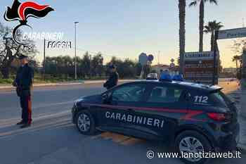 Evadono dai domiciliari, due arresti fra Cerignola e San Ferdinando di Puglia - lanotiziaweb.it - lanotiziaweb.it