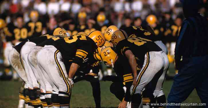 Black and Gold Links: Celebrating the Steelers 87th birthday