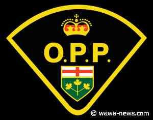 Marathon OPP - Arrest made after Spike Belt Usage - Wawa-news.com