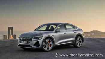 Audi unveils Q4 Sportback e-tron, an electrified SUV coupe