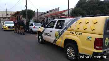 Ladrão furta carro e é preso em flagrante pela PM de Umuarama - Umuarama Ilustrado