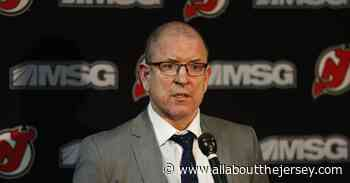 Weekes: New Jersey Devils Expected to Name Tom Fitzgerald GM & Lindy Ruff as Head Coach - All About The Jersey