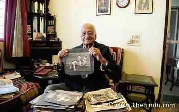 Dattajirao Gaekwad relives his duels with Everton Weekes - The Hindu