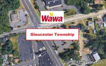 Super Wawa Planned For Erial Section of Gloucester Township. Replacing the Closed Bank Building - 42freeway.com
