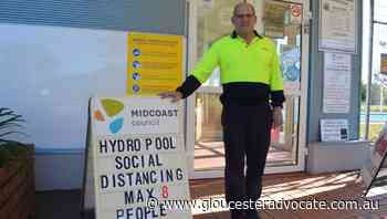 Gloucester's hydrotherapy pool is open to the public - Gloucester Advocate