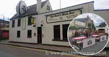 Mandatory table service at Gloucester pub halted after customers flouted rules on Super Saturday - Gloucestershire Live
