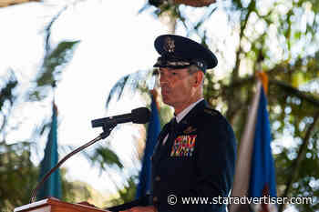 General gets fourth star, takes over command of Pacific Air Forces