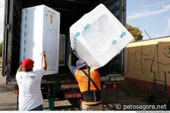 Consumidora que recebeu geladeira sem solicitar deve ser indenizada - Patos Agora