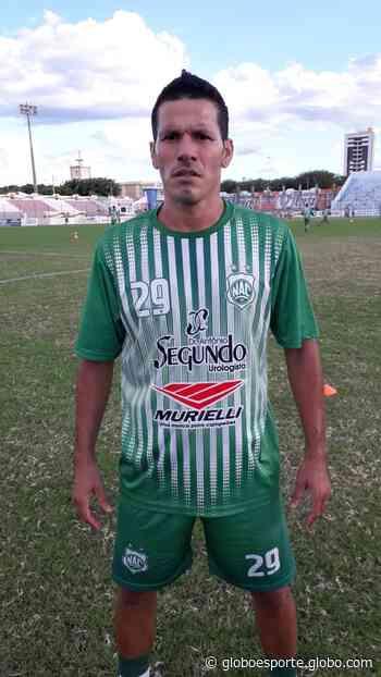 A pedido do técnico Celso Teixeira, Nacional de Patos contrata o meia Kiko Alagoano - globoesporte.com