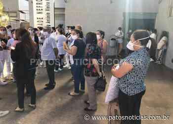 Funcionários do Hospital São Lucas paralisam hemodiálise e cobram salários atrasados - Patos Notícias