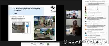 Plano de Mobilidade Urbana de Arapoti é apresentado em plataforma virtual - Folha Extra