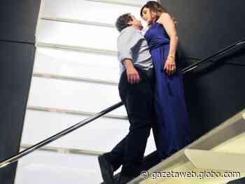 Fred morre ao cair da escada, e Crô acusa Tereza Cristina de assassinato - Gazetaweb.com