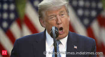 Donald Trump says considering TikTok ban as China row deepens - Economic Times