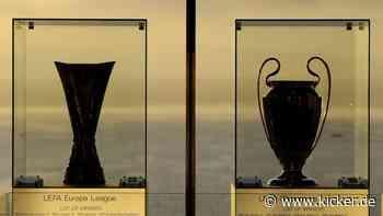 So bereiten sich die Bundesligisten auf den Europapokal vor