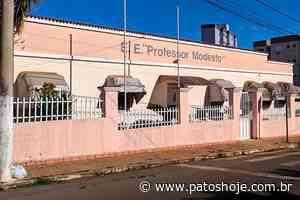 Três escolas estaduais em Patos de Minas poderão ser administradas pelo município - Patos Hoje - Notícias de Patos de Minas