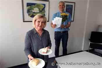 Besuchsdienst der Gemeindecaritas: Überraschung für Halterner Senioren - Halterner Zeitung