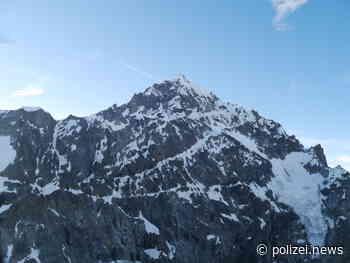 Dent Blanche (4'357 m ü. M) / Zermatt VS: Tödlicher Bergunfall › Polizei.news - Aktuelle Polizeimeldungen - Polizei.news