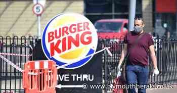 Burger King may have to close 53 branches - Plymouth Live