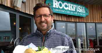 Mitch Tonks' Plymouth Rockfish restaurant secured by £1m loan - Plymouth Live
