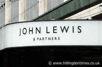 John Lewis shuts eight UK stores including Watford