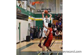 Courtenay basketball star jumping to U Sports level in Kelowna - Comox Valley Record