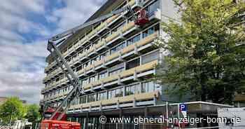 Finanzamt Sankt Augustin: Massive Probleme auf der Baustelle - - General-Anzeiger Bonn