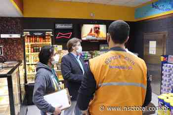 Blumenau avalia contratar militares da reserva para fiscalizar medidas contra o coronavírus - NSC Total