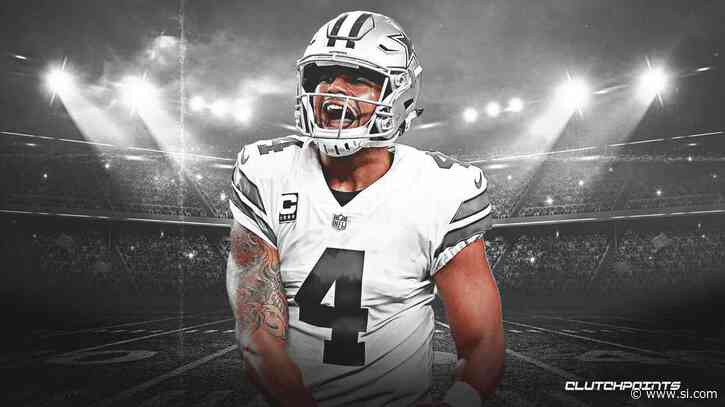 Agree or Disagree: Dak Prescott Will Lead NFL in Passing Yards - Sports Illustrated