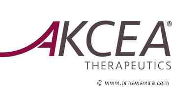 Akcea Announces Appointment of New Chief Medical Officer