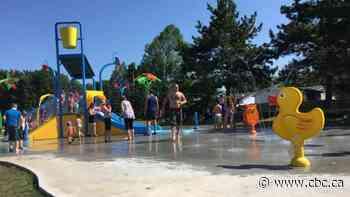 City of Thunder Bay splash pads open