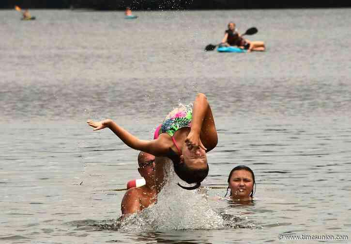 Jason Gough's forecast: Heat advisory to take effect as temperatures soar
