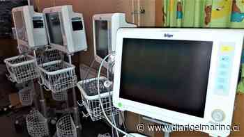 Hospital de San Fernando recibe 30 monitores de alta complejidad - El Marino