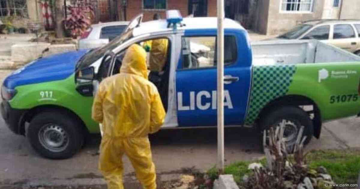 Casi la mitad de los policías de una comisaría de San Fernando tienen coronavirus - Clarín