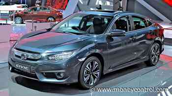 Honda launches BS-VI compliant diesel version of Honda Civic at Rs 20.75 lakh