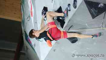 Jan Hojer erlebt mit Sportklettern Debüt bei Olympia 2020 in Tokio - DER SPIEGEL - SPIEGEL ONLINE